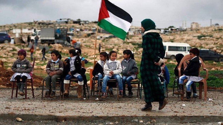 scuola palestinese