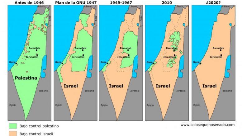 Israele Palestina Cartina.Rimettete Sulla Mappa La Palestina Chiede Madonna Zeitun